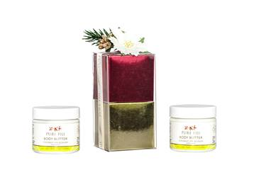 Christmas Mini Body Butters Mango & Guava