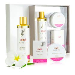 Luxury Gift Set (Oil, Body Butter & Soap)